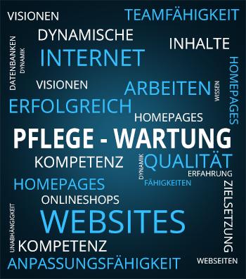 professionelle-website-pflege